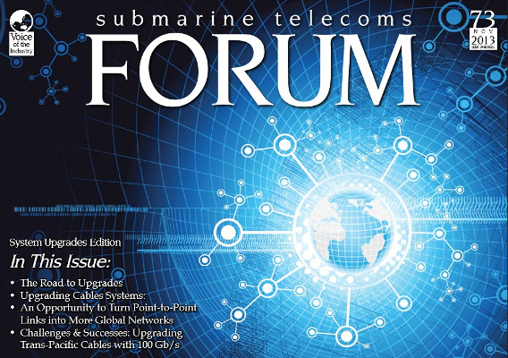 Submarine Telecoms Forum Ed. 73